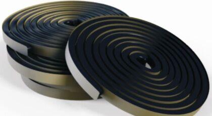 Резиновая уплотняющая лента для для колодцев