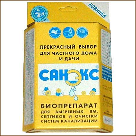 препарат очистки от паразитов