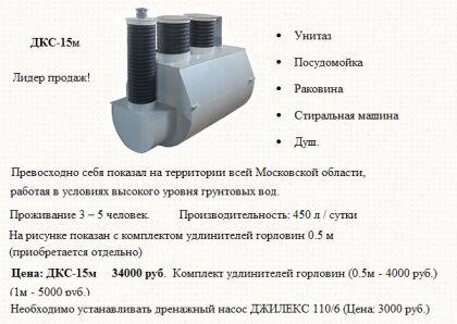 ДКС-15м