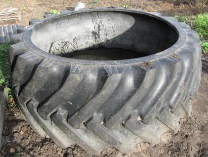 Покрышки большого диаметра