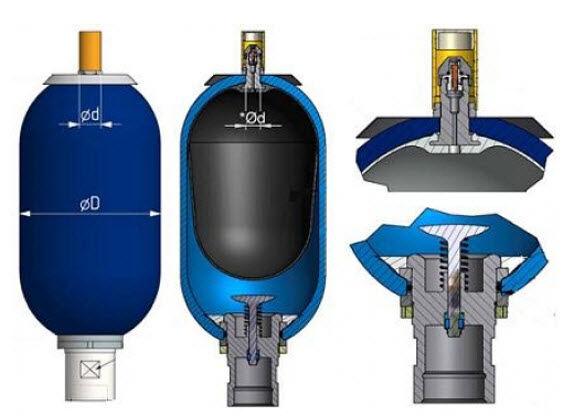 Водяной аккумулятор своими руками 90