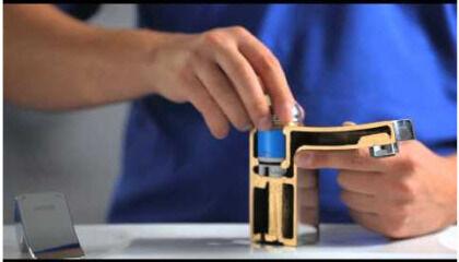 Картриджи в смесителях могут быть различных конструкций