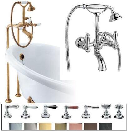 Напольный смеситель для ванны Nicolazzi Classica Lusso