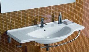 Как установить раковину в ванной