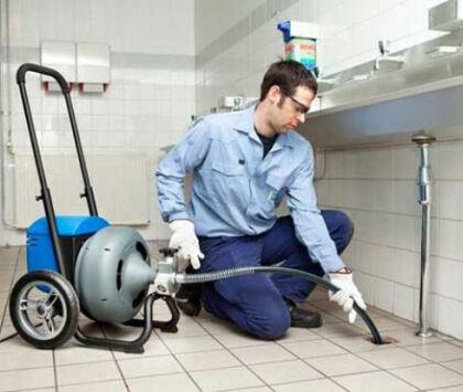 Термическая чистка канализации