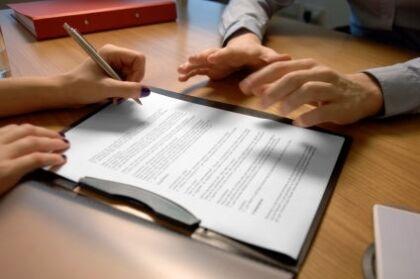 Собранные документы нужно передать в Департамент по недропользованию