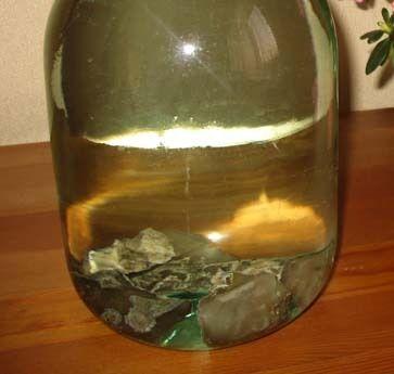 Очистка воды кремнием