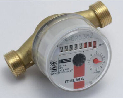 Счетчик воды универсальный ITELMA WFW.20 D110