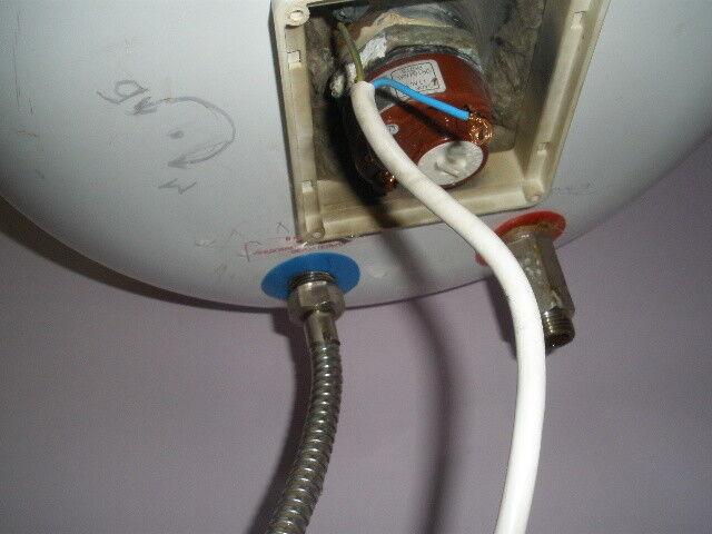 Как отремонтировать бак водонагревателя своими руками