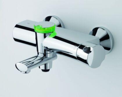 ORAS Смеситель электронный термостатический для ванны