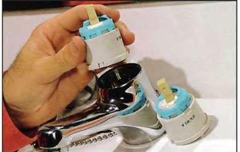 Ремонт смесителя для кухни своими руками фото