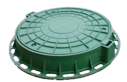 Готовая крышка для фильтрующего колодца