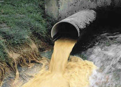 Загрязнение воды является серьезной проблемой
