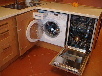 Как подключить стиральную и посудомоечную машины к канализации самостоятельно?