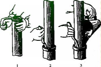 Раструбное соединение
