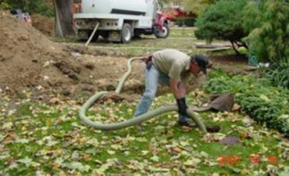 Устранение засора в канализационной системе