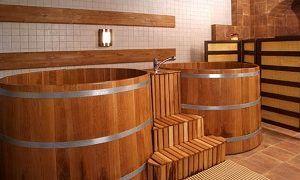 Септик для бани