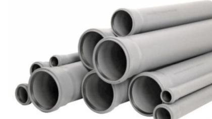 Канализационные трубы различных диаметров