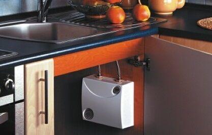 Электрический проточный водонагреватель