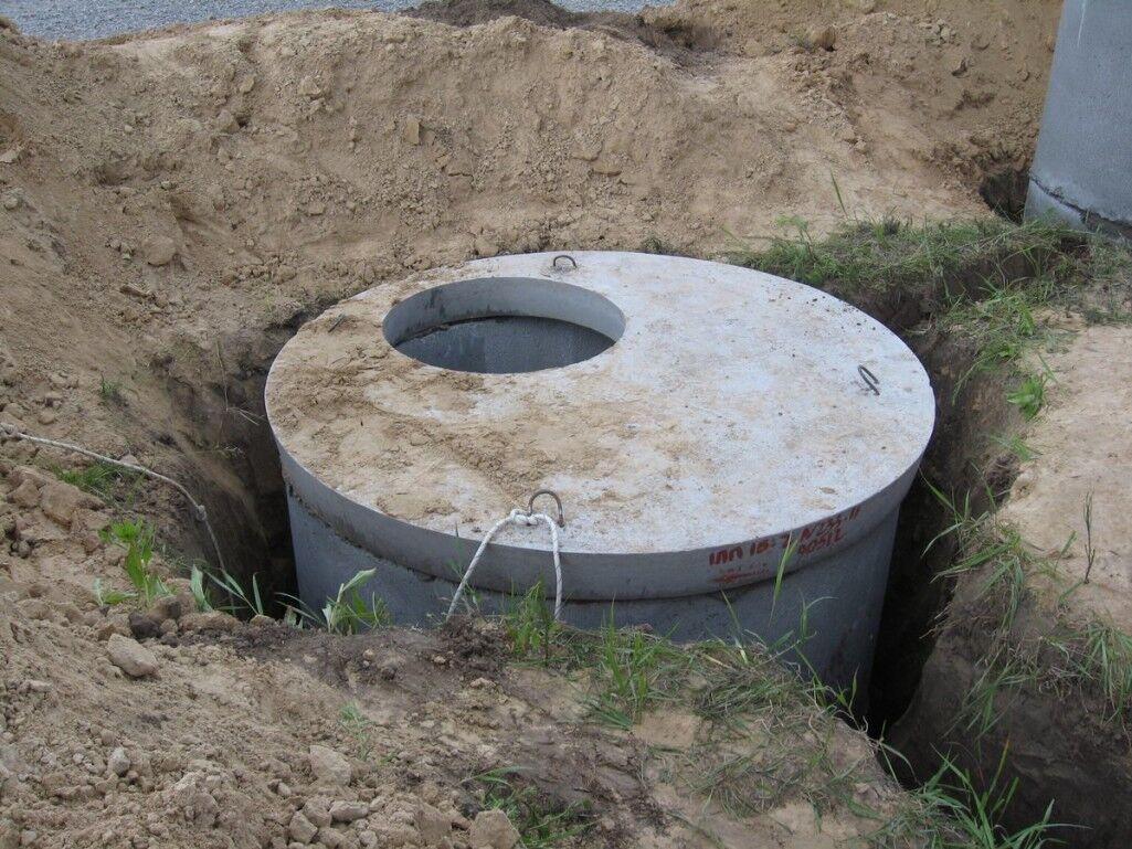 Как сделать сливную яму в частном доме своими руками? 26
