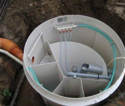 Локальные очистные сооружения «aquatec»