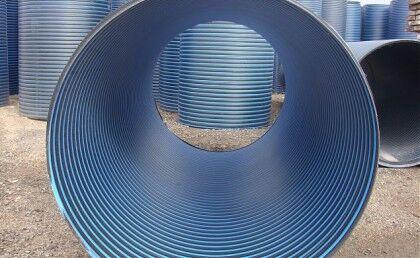 Пластиковые колодезные кольца ЭКОСИС