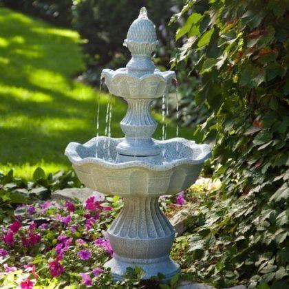 Переносной фонтан