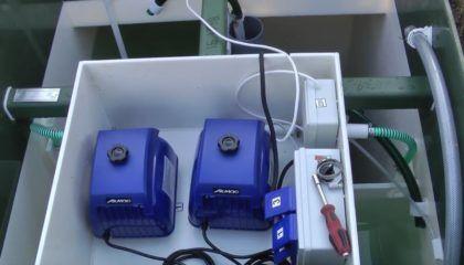 Подключение компрессоров