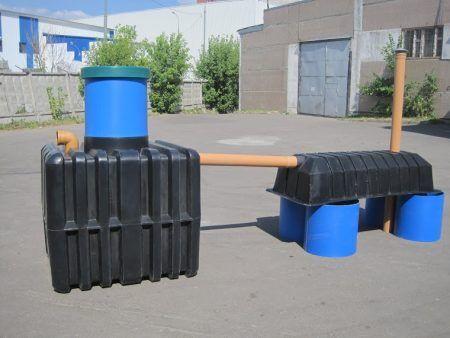 Септик танк установить своими руками фото 227