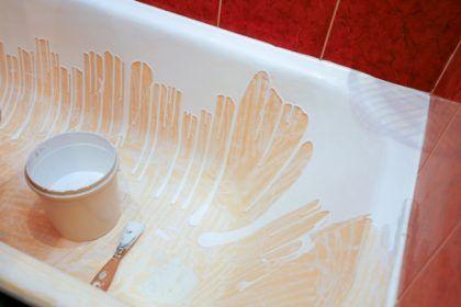 Технология «наливная ванна»