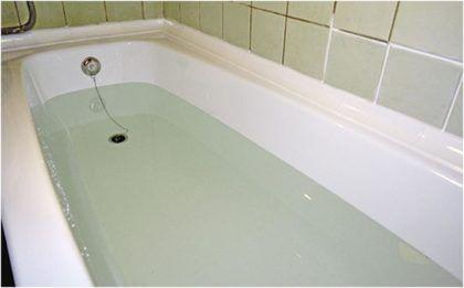 Чугунная ванна дольше сохраняет тепло