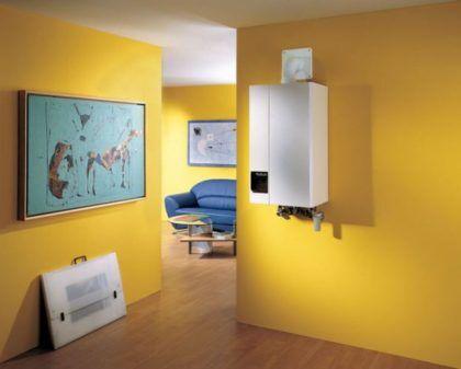 Автономное отопление в квартире