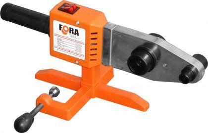 Аппарат для раструбной сварки пластиковых труб Makina Plastik FORA WELD 1500-2ST