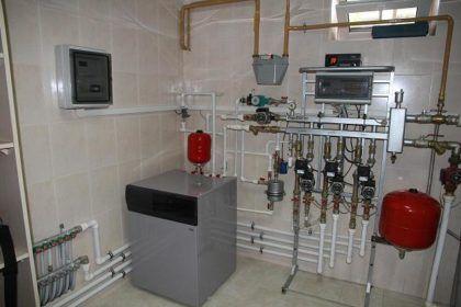Напольный газовый котел Baxi Slim 2.300