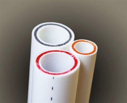 Полипропиленовые трубы со стекловолоконным армированием