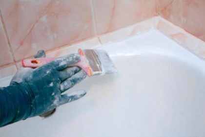 Реставрация ванны