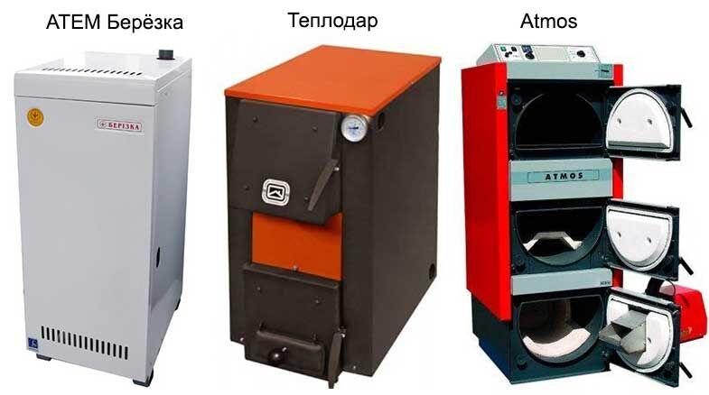 Интернет  магазин водонагревателей отопительных котлов
