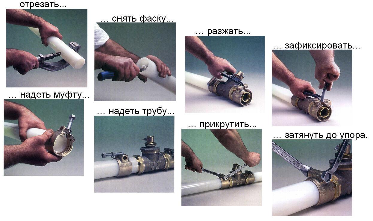 Схема подключения расширительного бака отопления фото 313