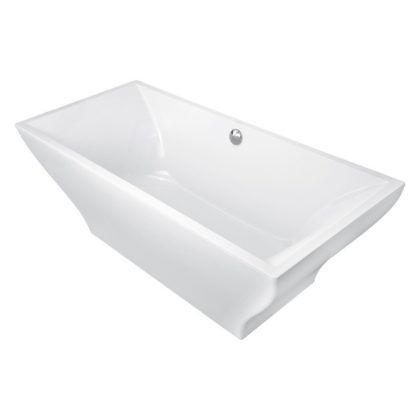 Ванна квариловая Villeroy & Boch La Belle UBQ180LAB2PDV-01 отдельностоящая 180х80 см