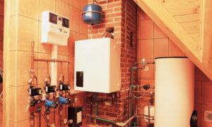 Котельная в частном доме — подбор оборудования, полная схема монтажа