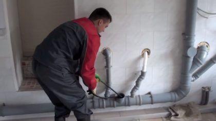 Использование гидродинамической машины внутри дома