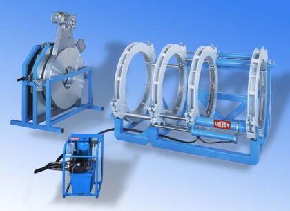 Оборудование для стыковой сварки труб ПНД