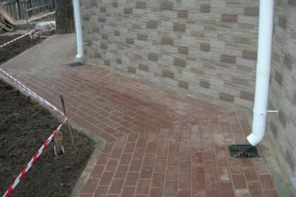 Точечная ливневая канализация