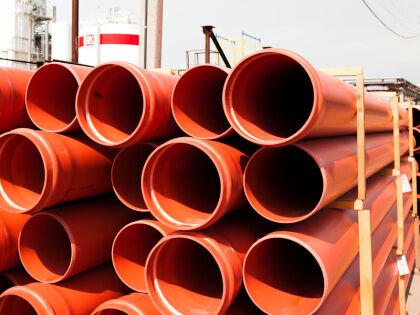Трубы канализационные из поливинилхлорида