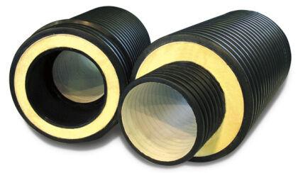 Трубы канализационные с утеплителем