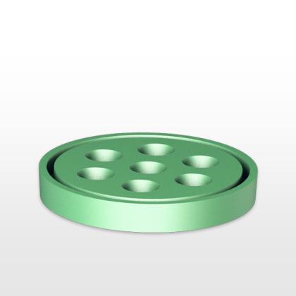 Дополнительная крышка для септика или колодца