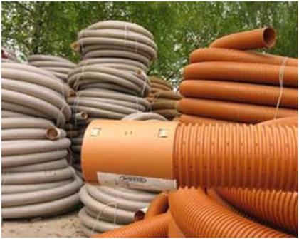 Полимерные трубы для дренажных систем