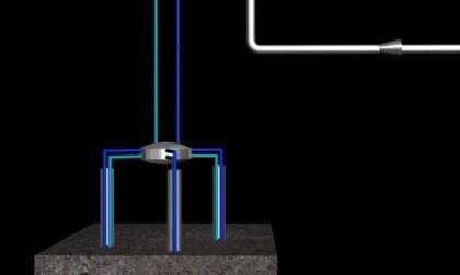 Использование геотермальных зондов