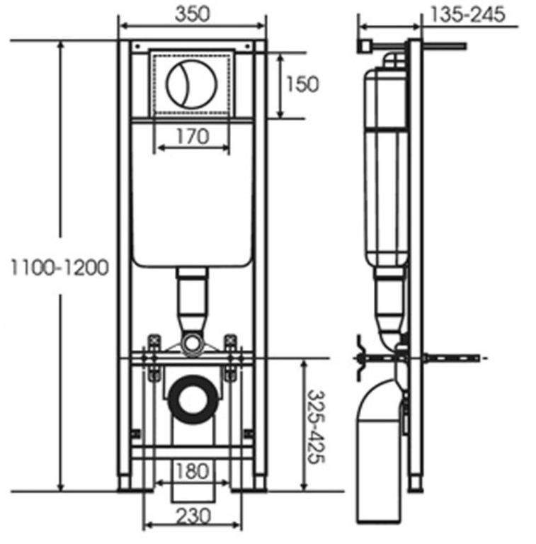 Схема подключения расширительного бака в системе отопления фото 406