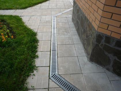 Линейный водосбор